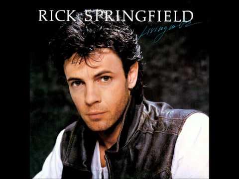 Rick Springfield - Living In Oz [HQ]