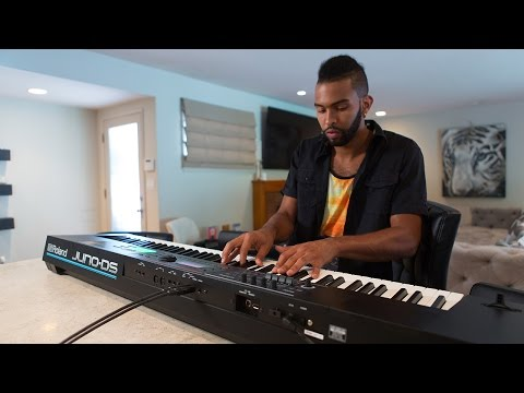 Roland JUNO-DS61/JUNO-DS88 Synthesizers – Simply Creative