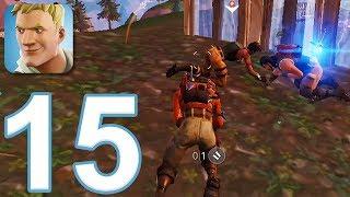 Fortnite - Gameplay Walkthrough Part 15 - 50v50 v2 (iOS)