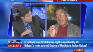 The Newshour Direct: Girish Karnad