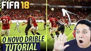 FIFA 18 - COMO FAZER O NOVO DRIBLE DO NEYMAR!!! (FÁCIL! a652c3ea66642