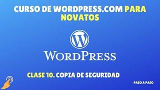 Curso de Wordpress.com - Clase 10