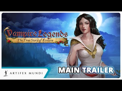 Vampire Legends: The For Pc - Download For Windows 7,10 and Mac