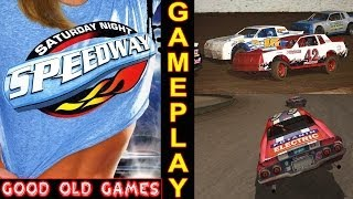 Saturday Night Speedway Gameplay PC HD