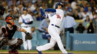 Every Cody Bellinger Home Run from the 2017 Season thumbnail