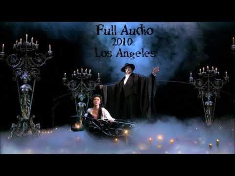 Tim M. Gleason, Kelly J. Grant - Phantom of The Opera - 2010 Full Audio