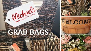 Michael's Grab Bags! First of 2019!