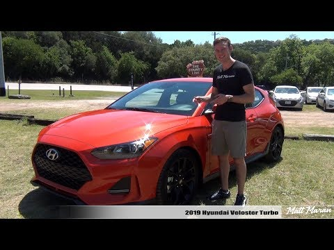 Review 2019 Hyundai Veloster Turbo Manual Auto Still Quirky, More Sporty