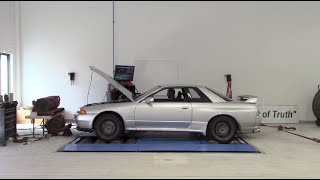 How Much Power Does a Nissan Skyline GT-R Make?