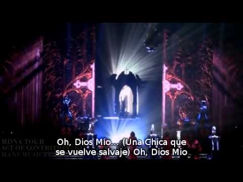 01. Madonna - Act Of Contrition + Girl Gone Wild (MDNA Tour Subtitulado en Español)