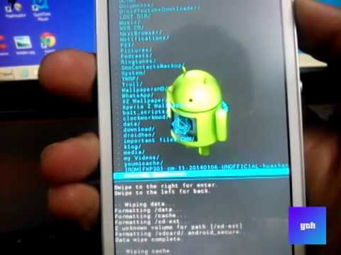 How to Install Android 4 4 KitKat on Sony Xperia SP