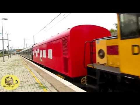 Rovos Rail - Luxury Train on Wheels to Victoria Falls