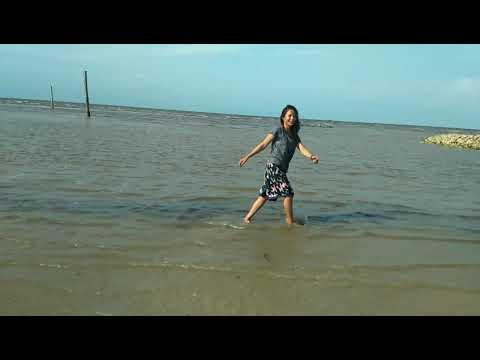 Pesona Pantai Selatbaru Bengkalis Riau