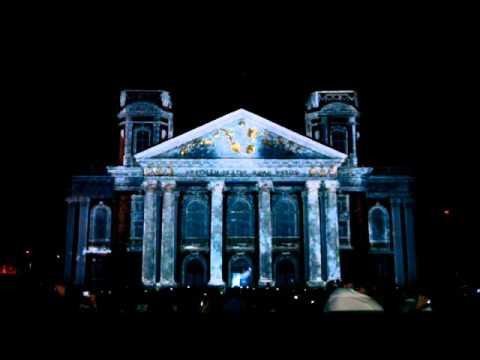 LG 3D Mapping Sofia (audio)