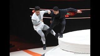 тайцзицюань на ринге /ч.1: что общего между тайцзи и сумо в спорте