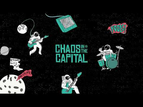 Simple Man | Official Lyric Video | Chaos in the Capital