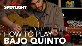 How to Play a Bajo Quinto (for Guitar Players) | feat. Max Baca of H. Jimenez