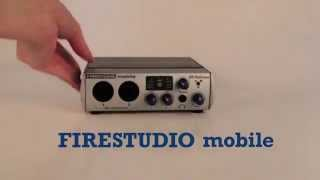 PreSonus FireStudio Mobile—Lindsey's Commercial