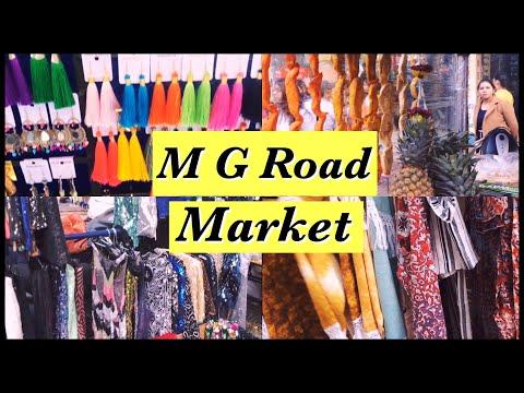 Exploring M G Road Market Pune | Pune Street Shopping | India | Neetu K