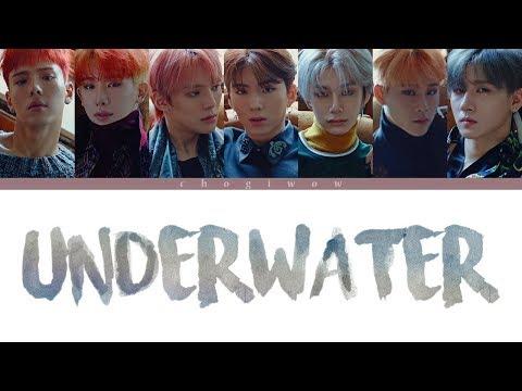 MONSTA X (몬스타엑스) - UNDERWATER (Color Coded Lyrics Han|Rom|Eng)
