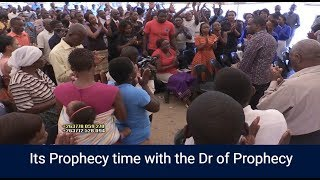 Prophecy time with the Dr of Prophecy Prophet T Freddy