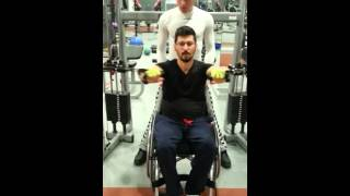 Fitness archer murat paraplegic