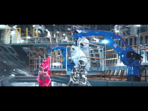 YASKAWA MOTOMAN: Over 30 years battling Terminators!