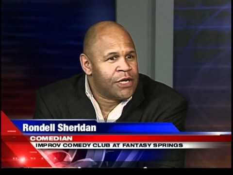 Rondell Sheridan - Official Site