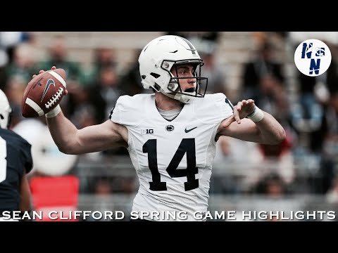 What Penn State QB Sean Clifford said after the upset  and why ...