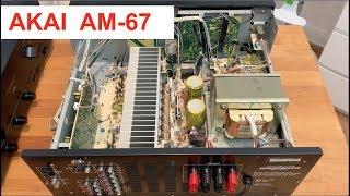 AKAI AM-67 - A look Inside