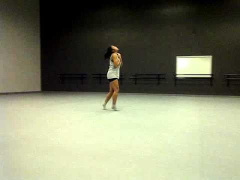 Make Me Whole-Amel Larrieux choreography