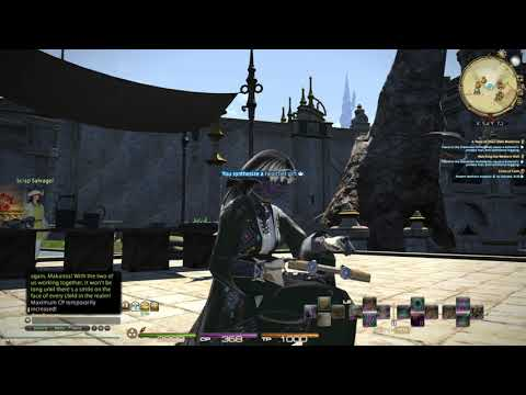 Crafting/Gathering Level 1 To 70 Quick And Easy Guide Tips For Final Fantasy XIV