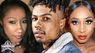 Blueface is beefing with his mother and sister! He exposes them on social media (SMH)