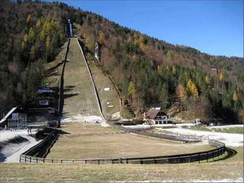 Planica slow motion music