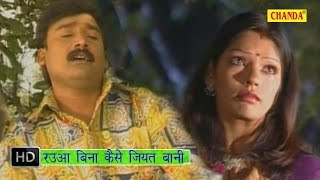 Rauwa Bina || रउवा बिना कैसे जियत हम बानी  || Ae Panditain | Gopal Rai | Bhojpuri Hot Songs