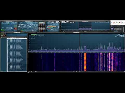 Radio Omdurman Sudan 26/1/18 @ 19:05 UTC on 7205 kHz
