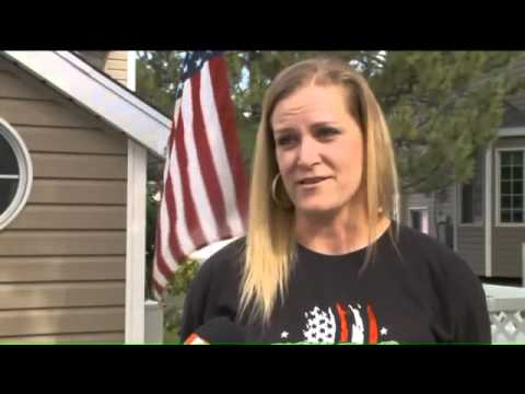 HOA fines homeowner for flying American Flag