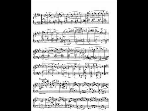Grieg Lyric Pieces Book V, Op.54 - 5. Scherzo