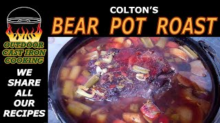 Colton's Bear Pot Roast