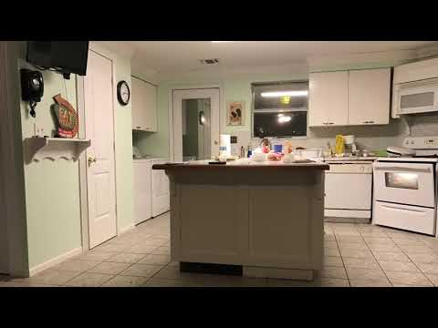 DIY Kitchen retro remodel