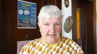 2020 VEKI: Piaget ne atingis Afrikon – Mireille Grosjean