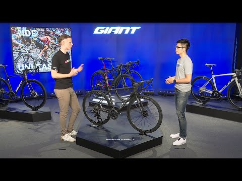 TCR Premiere Launch Event | Giant Bicycles