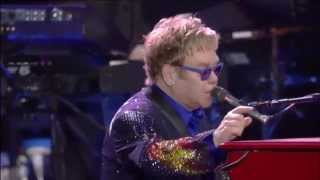 Elton John - Someone Saved My Life Tonight (Live)