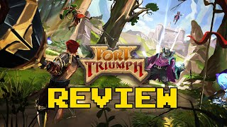 Fort Triumph Review (Video Game Video Review)