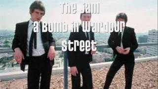 The Jam - A Bomb in Wardour Street