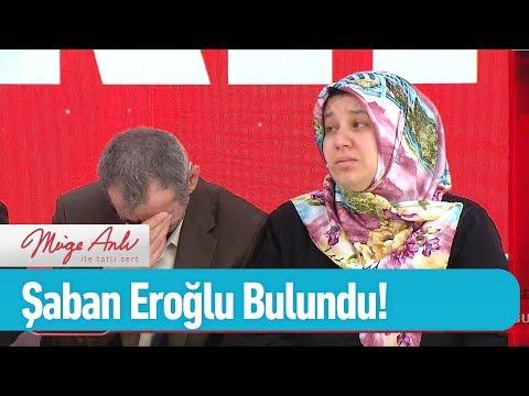 Şaban Eroğlu bulundu - Müge Anlı ile Tatlı Sert 22 Mart 2019