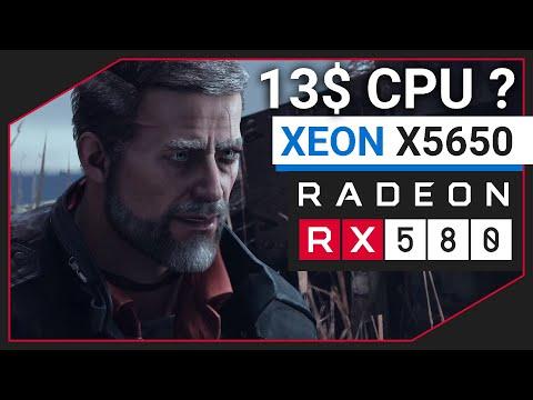 Wolfenstein Youngblood - Xeon X5650 - RX 580 |