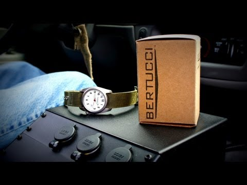 Tim's Take: The Bertucci Field Watch