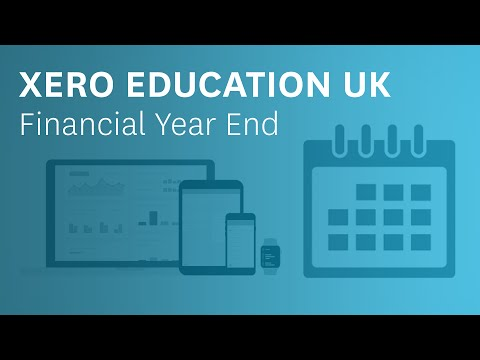 Getting ready for Financial Year End | Xero