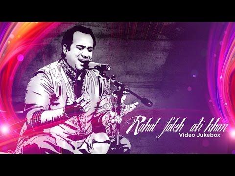 Rahat Fateh Ali Khan | Video Jukebox | Punjabi New Collection | Speed Records